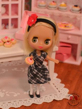 Miniature Valentine Tarts